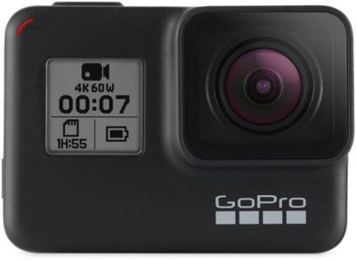 GoPro Hero 7 (with Gear Kit) Sports and Action Camera