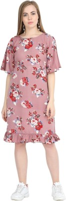 Kannan Women A-line Pink Dress