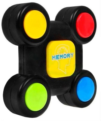 Miss & Chief Sequence Remember Brain Development Electronic Memory Game with Light and Sound Effects