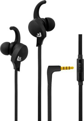 Envent Beatz 300 ET-EPIE300 BK Wired Headset with Mic