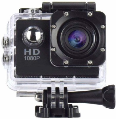 LECO 2018 Ultra HD 1080P Water Resistant With 2 inch Display Sports and Action Camera