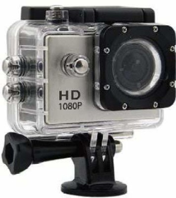 LECO 2018 Ultra HD 1080P Water Resistant With 2 inch Display & Full Acessories Sports and Action Camera