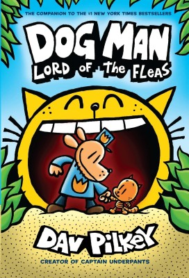 Dog Man - Lord of the Fleas