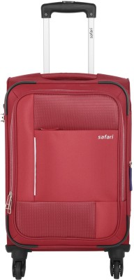 Safari PIXEL 4W 71 RED Expandable  Check-in Luggage - 24 inch