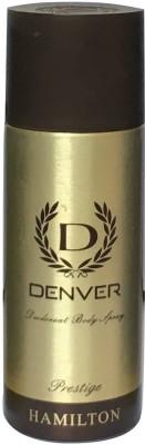 Denver PRESTIGE HAMILTON (PACK OF 1) Deodorant Spray  -  For Men & Women