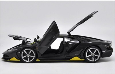 Miss & Chief Luxury Metal Body 1:32 Die Cast Lamborghini Car Toy with Dazzling Light and Sound Effects