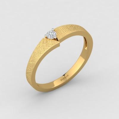 ShipJewel Eve -14KT Gold-6 14kt Diamond Yellow Gold ring