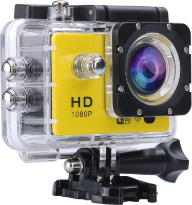 MAXCO Ultra HD 1080P Water Resistant Sports and Action Camera