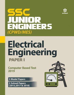 SSC JE CPWD/MES ELECTRICAL ENGINEERING PAPER I SOLVED PAPER