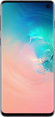 Samsung Galaxy S10 (Prism White, 128 GB)