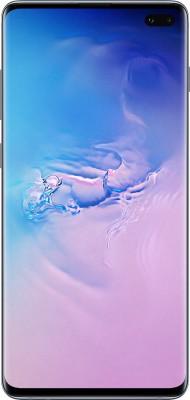 Samsung Galaxy S10 Plus (Prism Blue, 128 GB)
