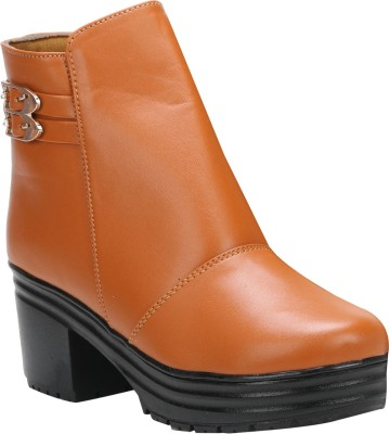 QUICK STEP PR5-TAN-40 Boots For Women