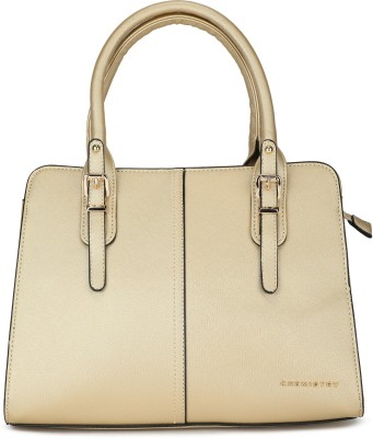 Chemistry Women Gold Tote