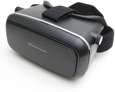 BUY SURETY Premium Quality Vr Box, 3D Glass, Virtual Reality Headset Compatible with Android and IOS Mobiles
