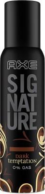 AXE Signature Dark Temptation Perfume Body Spray  -  For Men