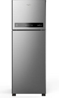 Whirlpool 265 L Frost Free Double Door 4 Star Refrigerator