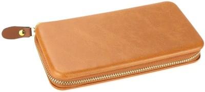 Orbatt Orange Pouch for 3.5 inch to 5 inch Mobile Phones Mobile Holder