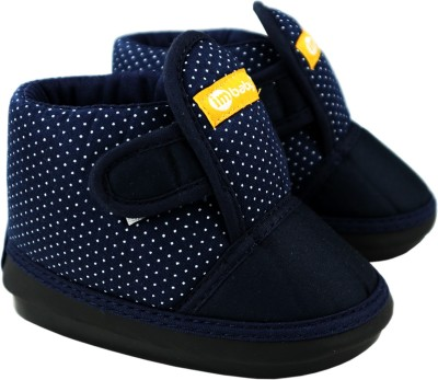 Im Baby Boys & Girls Velcro Casual Boots