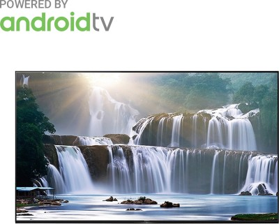 Sony 163.9cm (65 inch) Ultra HD (4K) LED Smart Android TV