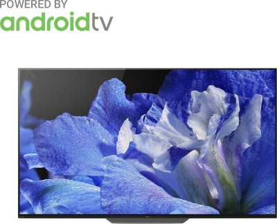 Sony 138.8cm (55 inch) Ultra HD (4K) OLED Smart Android TV