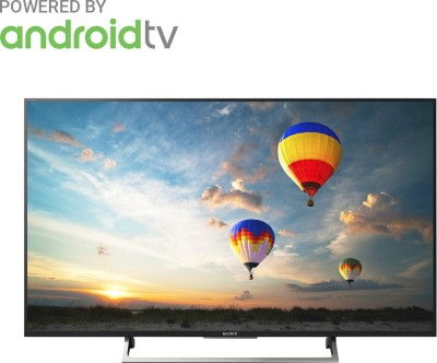 Sony 123.2cm (49 inch) Ultra HD (4K) LED Smart Android TV