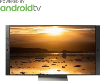 Sony 138.8cm (55 inch) Ultra HD (4K) LED Smart Android TV