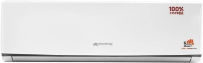 Micromax 1 Ton 3 Star Split AC  - White