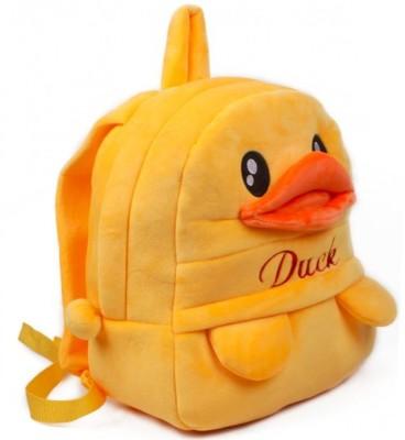 Frantic Kids Plush bag for Pre-Nursery/Nursery/Picnic/Gifting Plush Bag