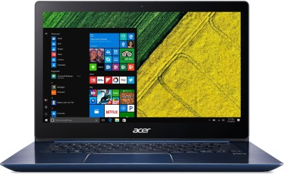 Acer Swift 3 Core i5 8th Gen - (4 GB/256 GB SSD/Windows 10 Home) SF314-52 Thin and Light Laptop