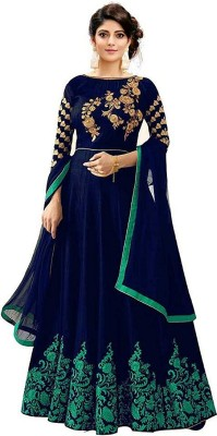 DHARMEE Flared Gown