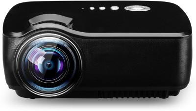 ViviBright Full HD Home Entertainment High Brightness Mini Portable Projector