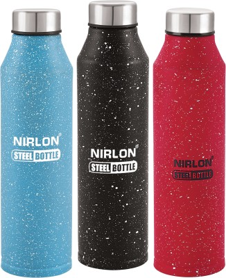 NIRLON Non-Toxic Steel Freezer Water Bottle Gift Set 1000 ml Bottle