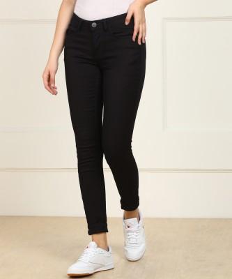 Lee Skinny Women Dark Blue Jeans