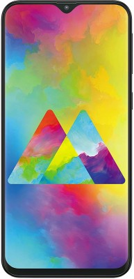 Samsung Galaxy M20 (Charcoal Black, 64 GB)