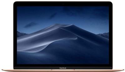 Apple MacBook Core m3 7th Gen - (8 GB/256 GB SSD/Mac OS Mojave) MRQN2HN/A