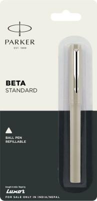 Parker Beta standard CT (systemark) L.Grey Ball Pen