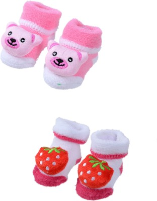 Shop Frenzy Cute cartoon printed cotton socks / bootie Booties