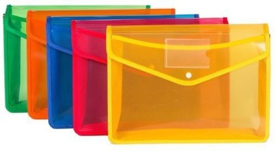 JS Plastic Document Folder