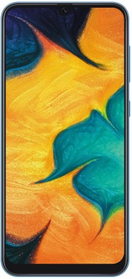 Samsung Galaxy A30 (Blue, 64 GB)