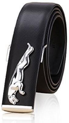 FAS Men Black Synthetic Belt