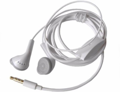 BJOS 3d sound YS Earphone with Mic Headset with Mic GHFV5638 Smart Headphones (Wired) Wired Headset with Mic
