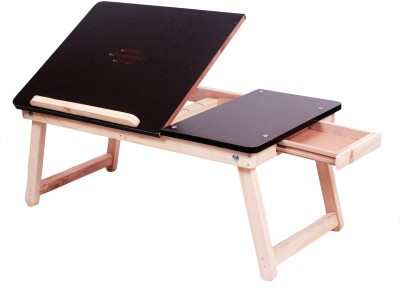 Ebee Wood Portable Laptop Table