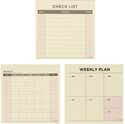 iDream Mini Planner/Organizer