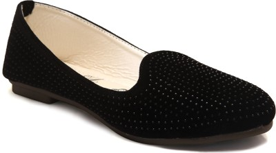 Myra Pearls Embellished Embroidery Bellies For Women