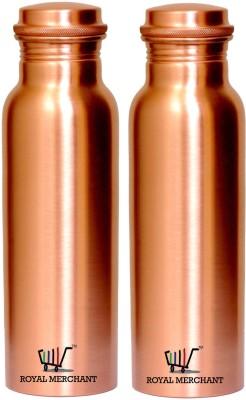 Royal Merchant pure copper Lacquer coated 1000 ml bottle 1000 ml Bottle