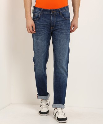 John Players Regular Men's Blue Jeans