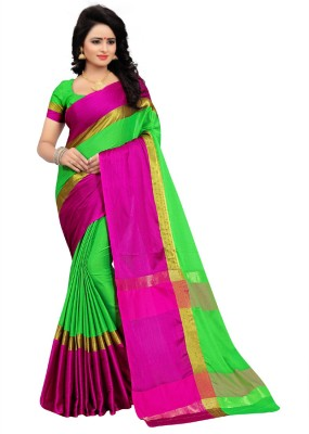 HITESH ENTERPRISE Self Design Fashion Art Silk Saree