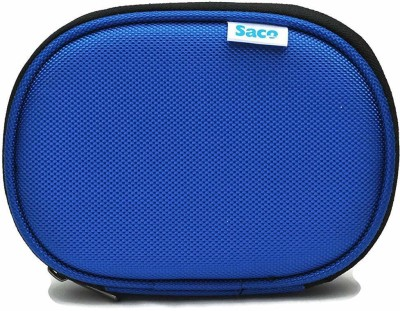 Saco Wallet Case Cover for Seagate Expansion 500GB Portable External Hard Drive