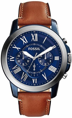 Fossil FS5151I GRANT Analog Watch  - For Men