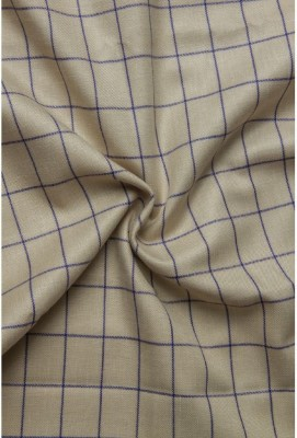 iTaylor Cambric Checkered Trouser Fabric